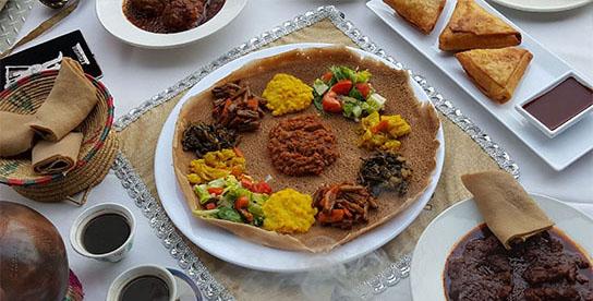 Little Ethiopia Restaurant